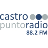 Logo of radio station Castro Punto Radio