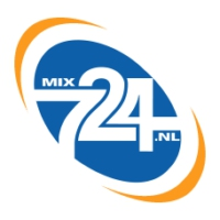 Logo of radio station Mix724