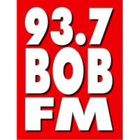 Logo de la radio WNOB 93.7 BOB FM