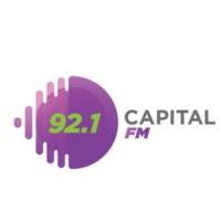 Logo of radio station XHLUP Capital FM 92.1 FM
