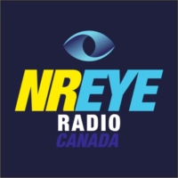Logo of radio station NREYE RADIO