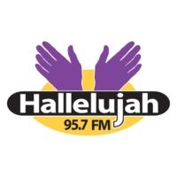 Logo of radio station WHAL-FM Hallelujah 95.7