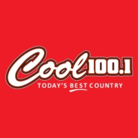 Logo of radio station CHCQ-FM Cool 100.1 FM