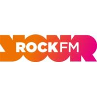 Logo of radio station Rock FM