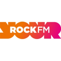 Logo of radio station Rock FM