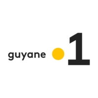 Logo of radio station Guyane La 1ère