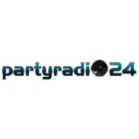Logo of radio station Partyradio24 by RMNradio
