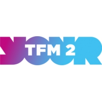 Logo of radio station TFM 2