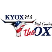 Logo de la radio KYOX The Ox 94.3