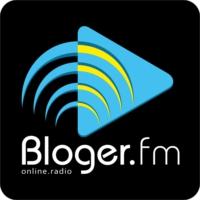 Logo of radio station Bloger.FM