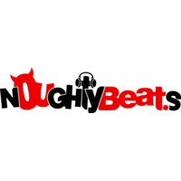 Logo of radio station Noughty Beats