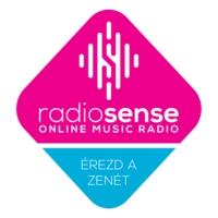 Logo of radio station Radio Sense Hungary