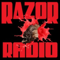 Logo of radio station Razor Radio