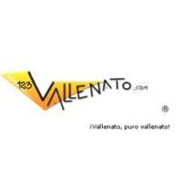 Logo de la radio 123Vallenato