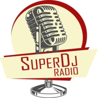 Logo of radio station SuperDj Rádió