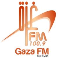 Logo de la radio Gaza FM 100.9