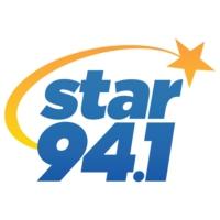 Logo of radio station WSTR Star 94.1