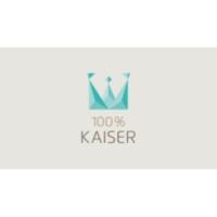 Logo of radio station 100% Kaiser - Schlagerplanet Radio