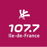 Logo of radio station 107.7 Ile-de-France