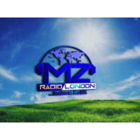 Logo of radio station MZ Radio London