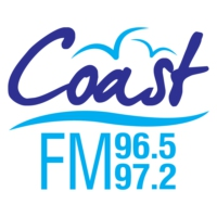 Logo of radio station Coast FM