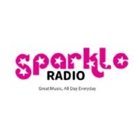 Logo of radio station SparkleRadio