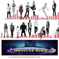 Logo de la radio impact42 radio v4