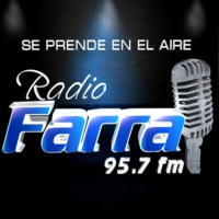Logo of radio station Radio Farra 95.7