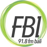 Logo of radio station FBI FM 91.8