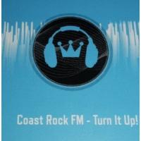 Logo of radio station COAST ROCK FM