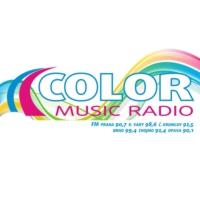 Logo of radio station COLOR Music Radio
