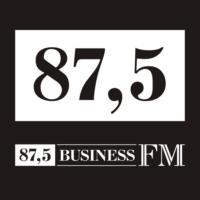 Logo of radio station Business FM