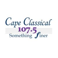 Logo of radio station WFCC Classical 107.5