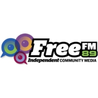 Logo of radio station Free FM 89