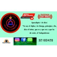 Logo of radio station alfa y omega jocotan