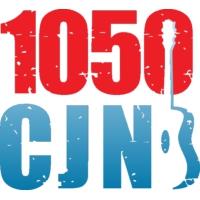 Logo of radio station CJNB 1050