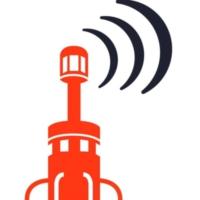 Logo of radio station Ràdio Ona de Sants-Montjuïc