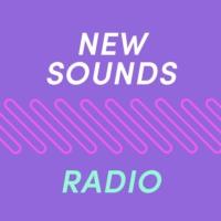 Logo of radio station WQXR New Sounds