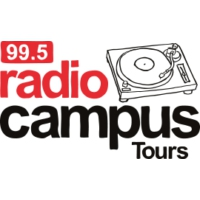 Logo of radio station Radio Campus Tours