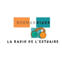 Logo of radio station Normandives