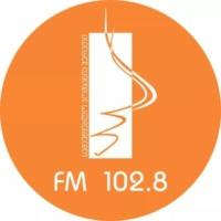 Logo de la radio ჰერეთს რადიო FM 102.8