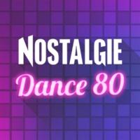 Logo de la radio Nostalgie Dance 80