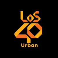 Logo of radio station LOS40 Urban