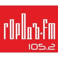 Logo de la radio Радио Город FM