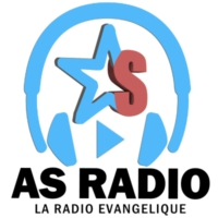 Logo of radio station ASRADIO243