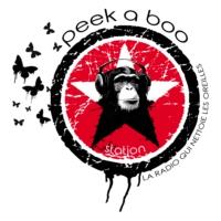 Logo of radio station Peek a Boo Station