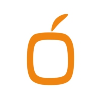 Logo of radio station Orange Radio 96