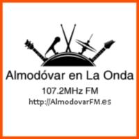 Logo of radio station Almodóvar en La Onda