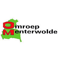 Logo of radio station Omreop Menterwolde