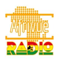 Logo of radio station Afrivue Ghana